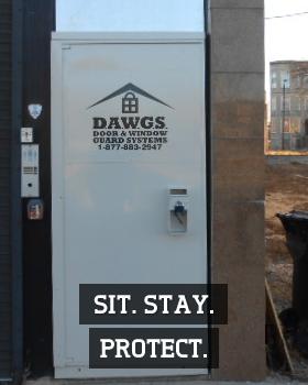 door guard system