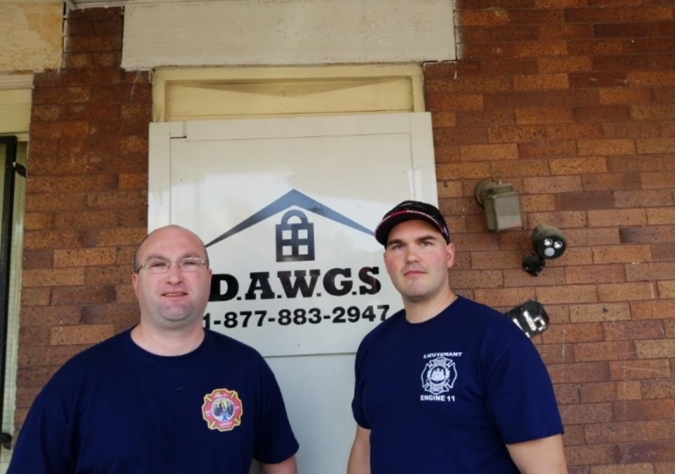 DAWGS Provides Vacant Property Accessibility Training for Philadelphia Fire Department